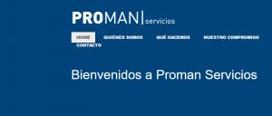 proman servicios