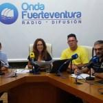 Entrevista en Onda Fuerteventura Radio a la FTSP-USO