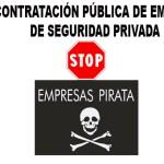 La FTSP-USO convoca manifestación en Santa Cruz de Tenerife contra las Empresas Piratas