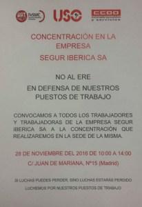 tres-sindicatos-concentracion-segur-iberica