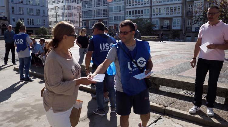 La FTSP-USO se concentrará en toda España para exigir que Ombuds pague los salarios YA