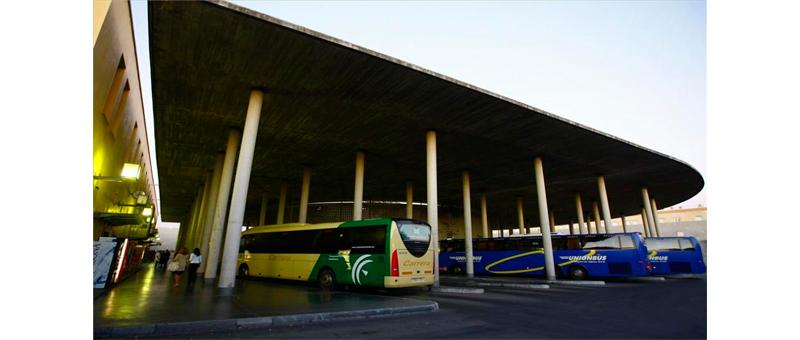 Nueva agresión a vigilante de seguridad Estación Autobuses Córdoba