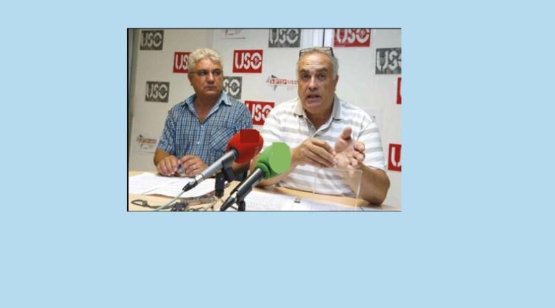 Entrevista al secretario general de la FTSP-USO en el programa ¡Es la tarde en Es Radio Las Palmas!