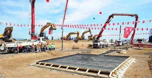 Akyurt Fuar Alanı Açılış Töreni Ankara Fuar Alanı Açılış Töreni