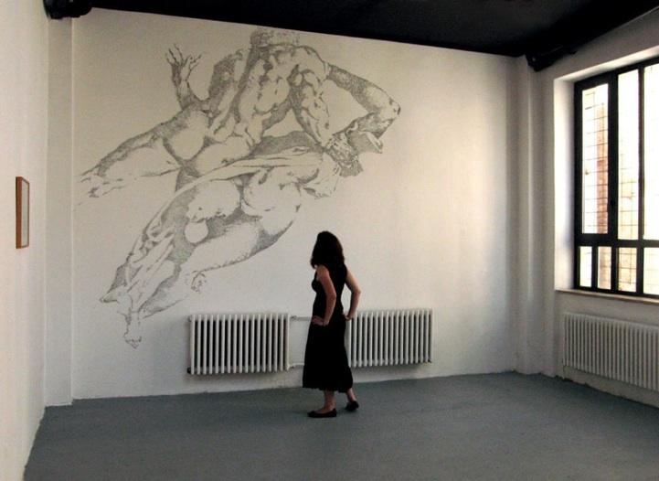 Staple Art by Baptiste Debombourg