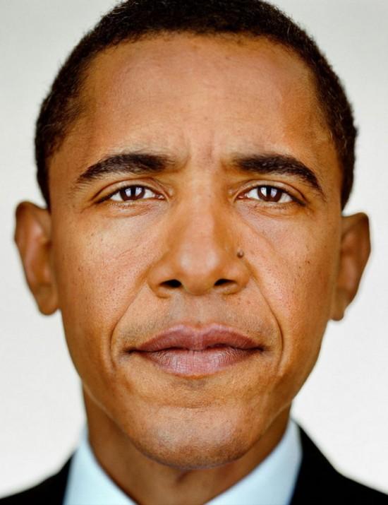 Martin-schoeller-barack-obama-portrait