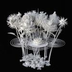 3D Flowers Printing 2