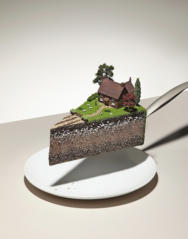 Food Design By Aaron Tilley