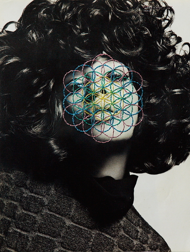Collages by Jose Romussi