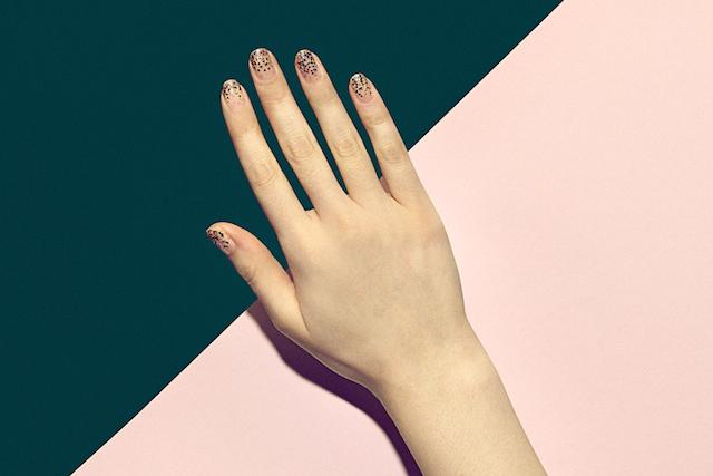 Amazing Nail Salon Branding