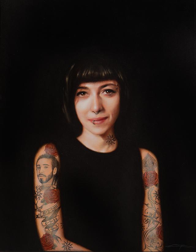 Portraits by Alejandro Monge