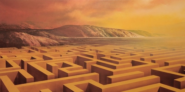 Mystical And Surrealist Paintings Fubiz Media