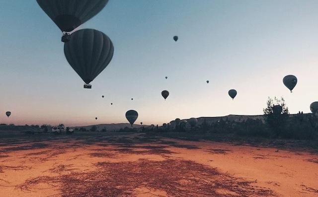 Turkey By Leonardo Dalessandri