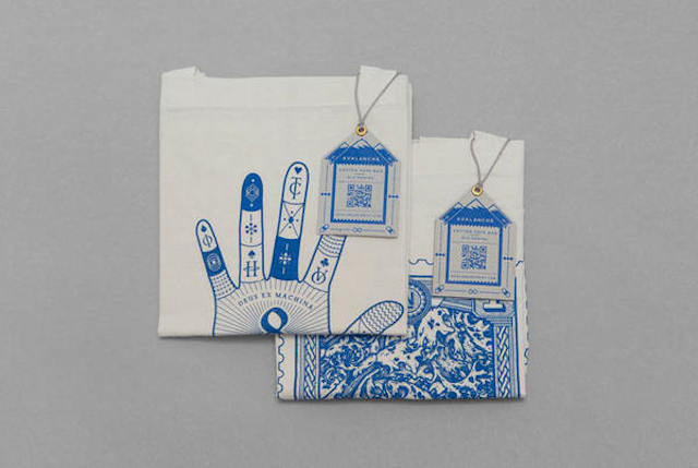 Notebooks & Totebags by Say What