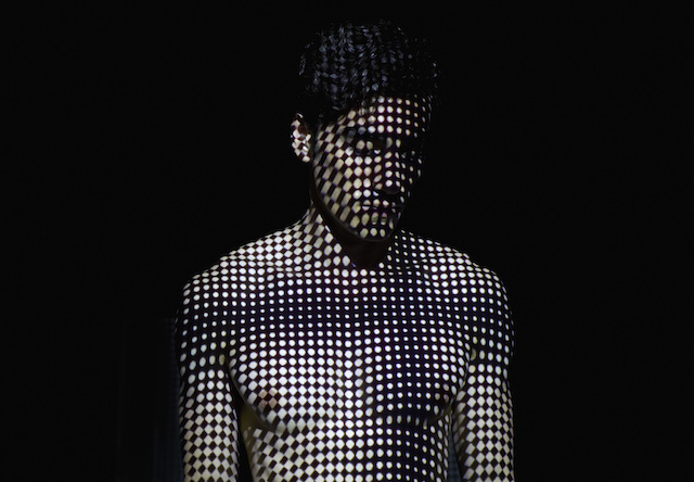 Projection Mapping Portraits