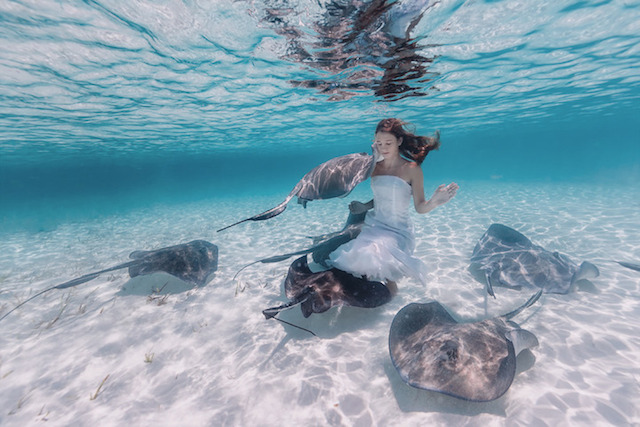 Underwater Portraits By Elena and Sacha Kalis