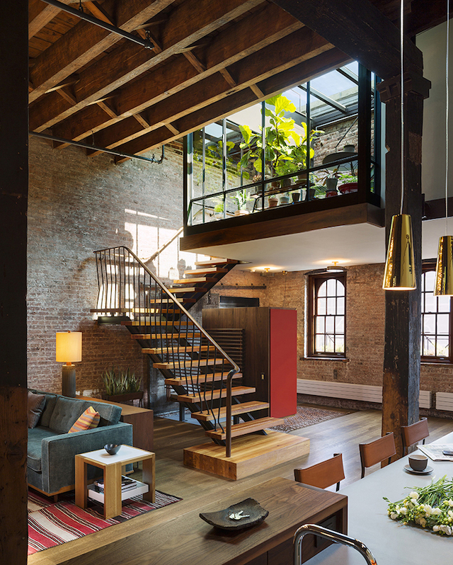 Amazing Loft With Rooftop In Manhattan 6