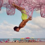 Rainbow-Colored Acrobatic Photography9