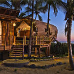 Superb Bamboo House Holiday in Mexico-0