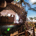 Superb Bamboo House Holiday in Mexico-8