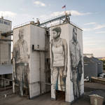 Gigantic Wall and Realistic Portraits in Arkansas-4