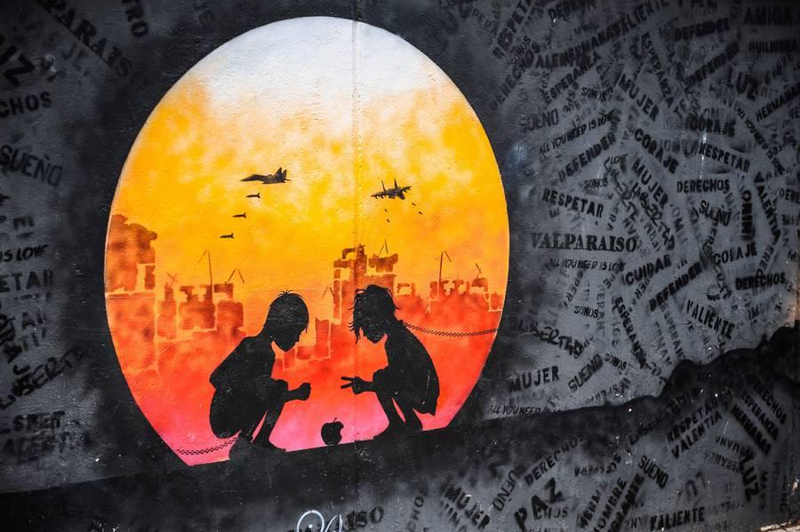 Valparaiso wall art5