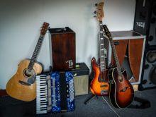 F.U.C.K.oustic Five – unser neues Akustik-Projekt