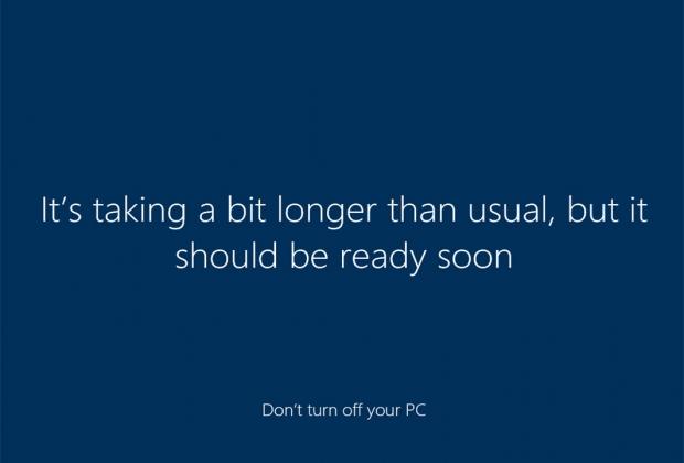 Windows 10 mobile upgrade delayed