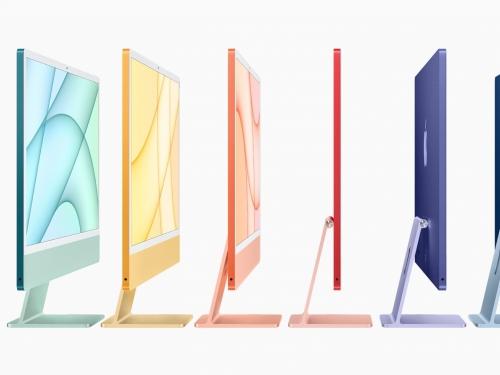 iMac shows Apple has lost its design mojo