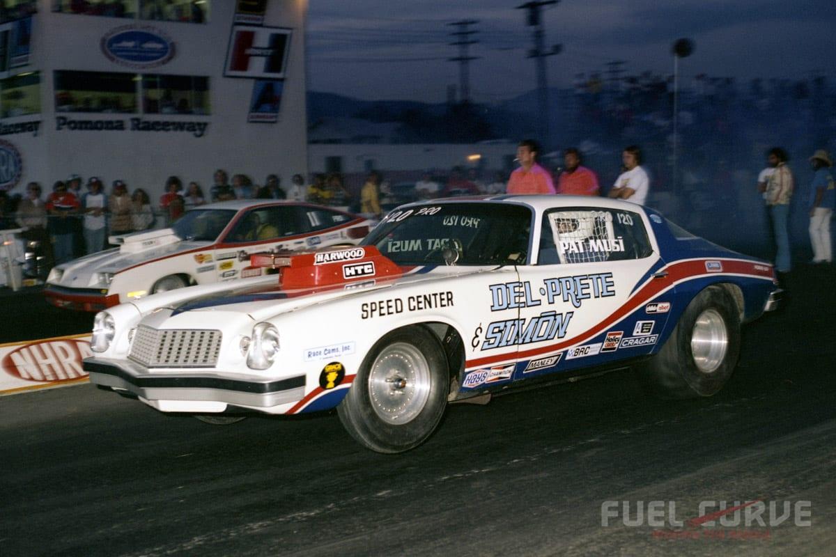 Jenkins Drag Bill Racing
