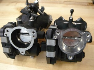 50mm Throttle by Wire  Throttle Body Porting Service
