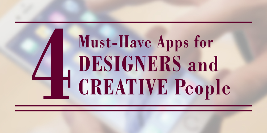 best apps for designers and creative people