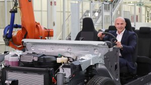 Electric vehicle supremacy: It's about the factory, not the car