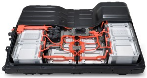 Toyota Battery Electric Vehicle Battery Pack