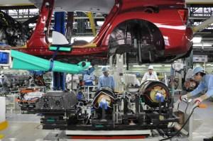 Toyota Mirai Assembly