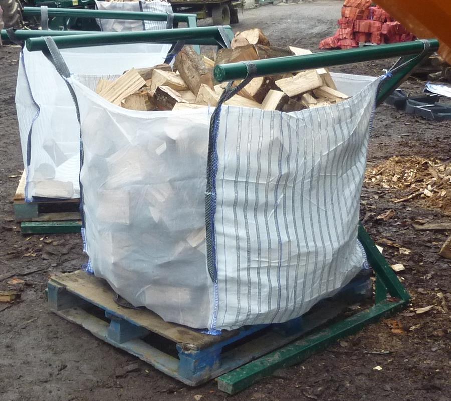 Small Wood Chipper
