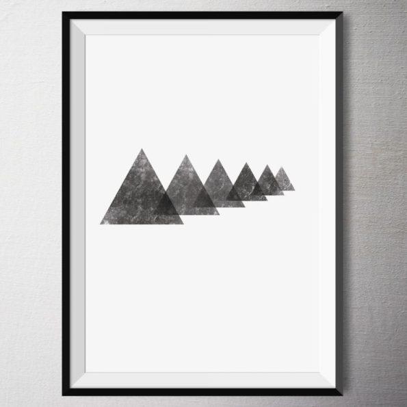 Fine Art Print - Geometry I