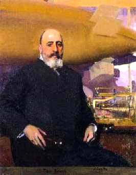 Leonardo Torres Quevedo, 1917