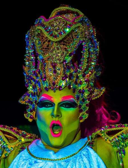 14 The Drag Queen Jill Terry Commended