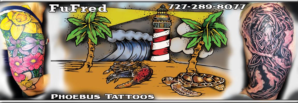 Fufred Phoebus Tattoo