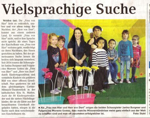Kölner Wochenspiegel 2016