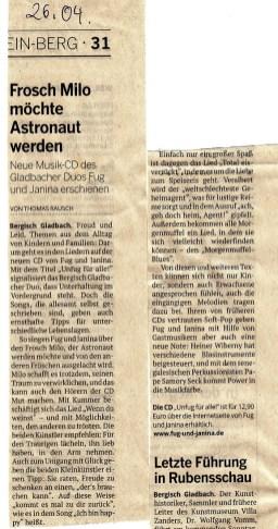 Bergische Landeszeitung 26 04 2019 klein