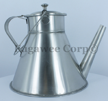 The Large Colonial Coffee Pot