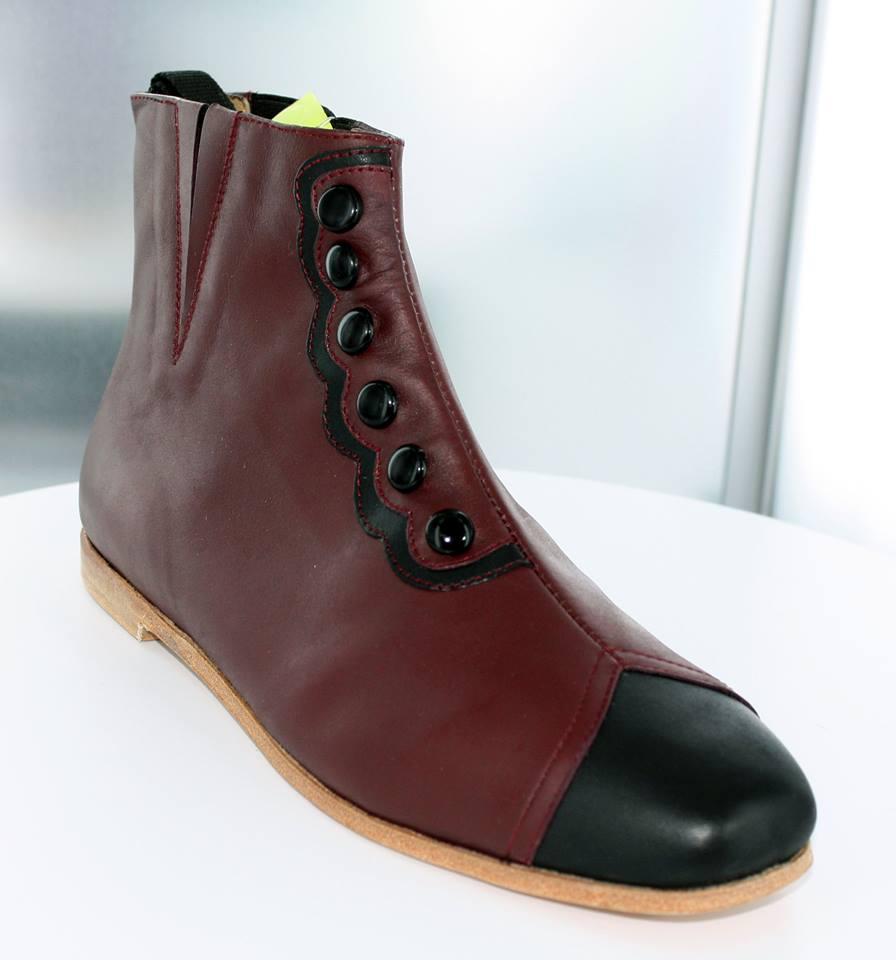 Jenny Lynn, Civil War Ankle boot