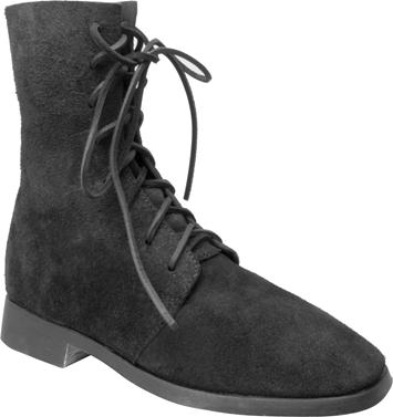 Colonial Black Half Boot, Trekker series Left/right