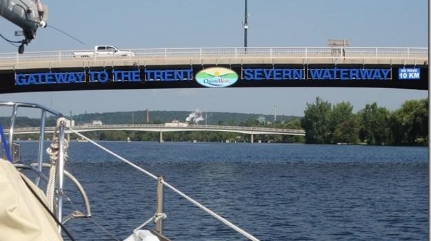 Bem vindos ao Trent Severn Canal!