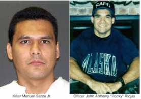 Manuel Garza Jr  Executed for Murder of San Antonio Police Officer