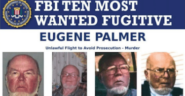Eugene Palmer most wanted
