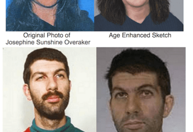 Josephine Sunshine Overaker and Joseph Dibee Wanted