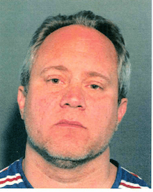Eric Todd Capitanich Fairfield Arrested For Allegedly
